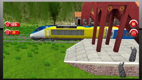 Furious Railway Train截图(1)