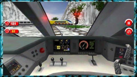 Furious Railway Train截图(2)