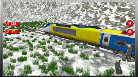 Furious Railway Train截图(3)