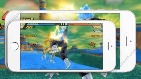 Saiyan Attack Ultimate Butoden正版截图(3)