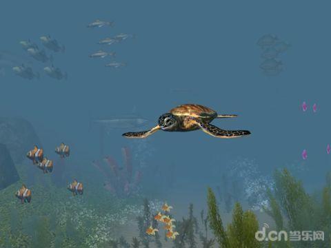 VR Ocean Aquarium 3D截图(2)