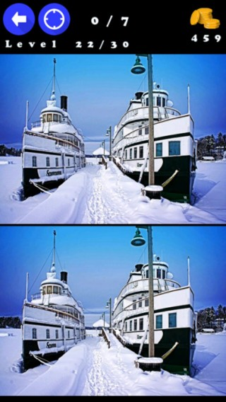 7 Differences. Find the differences. Part 13截图(5)