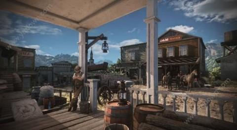 西部荒野OL国服中文版(Wild West Online)截图(2)