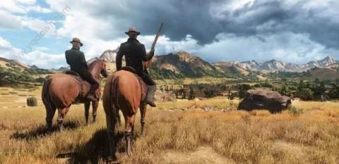 西部荒野OL国服中文版(Wild West Online)截图(1)