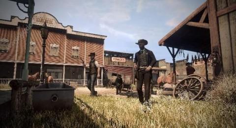 西部荒野OL国服中文版(Wild West Online)截图(4)