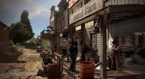 西部荒野OL国服中文版(Wild West Online)截图(5)