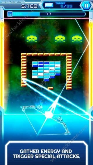 对决太空入侵者游戏汉化中文版(Arkanoid vs Space Invaders)截图(4)