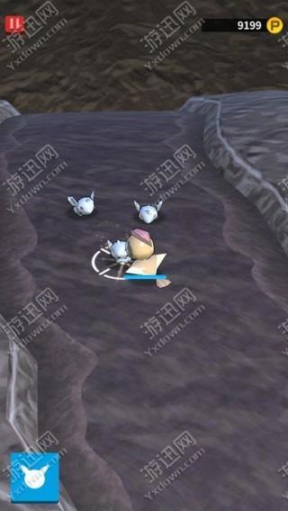 宝可梦大陆苹果版截图(3)