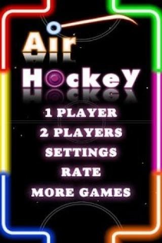 桌上冰球 Air Hockey Deluxe截图(4)