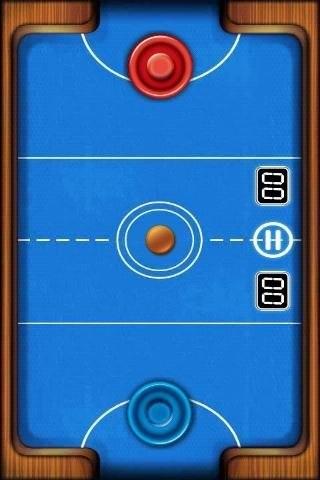 桌上冰球 Air Hockey Deluxe截图(3)