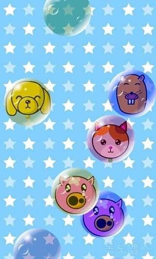 儿童游戏 (吹肥皂泡!)截图(1)