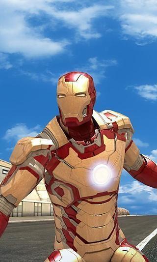 《钢铁侠3 -正版游戏》截图(2)