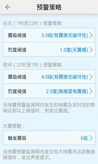 地震預警app截圖(3)
