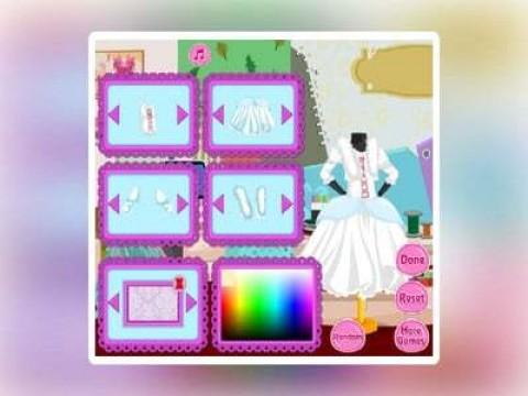 芭比宝贝的公主裙截图(2)