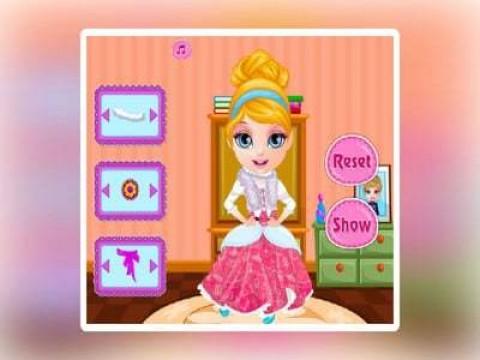 芭比宝贝的公主裙截图(3)