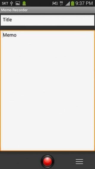 Notes Recorder截图(2)