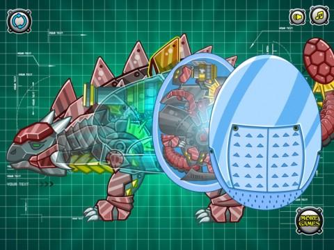 组装机械甲龙截图(2)