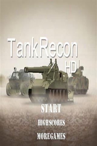 Tank Recon HD截图(4)