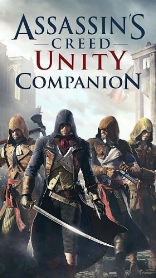 Assassin's Creed Unity App截图(1)