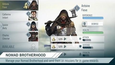 Assassin's Creed Unity App截图(2)