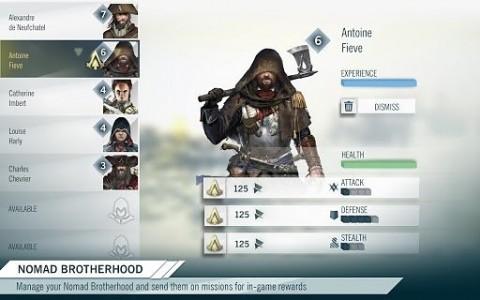 Assassin's Creed Unity App截图(3)