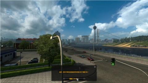 欧洲卡车模拟2mod截图(2)