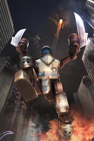 点击机器人无尽的战争手机安卓版(IronGiants)截图(1)