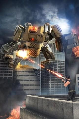 点击机器人无尽的战争手机安卓版(IronGiants)截图(2)