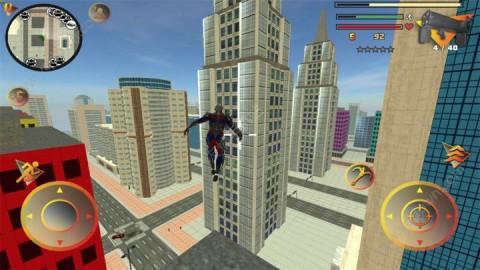 城市蜘蛛人英雄无限金币破解版截图(2)
