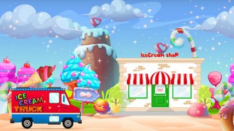 Ice Cream Truck截图(1)