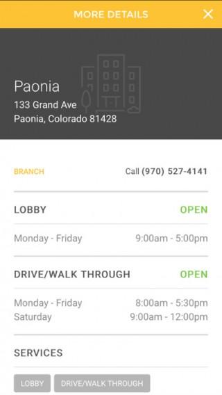 First Colorado National Bank截图(4)
