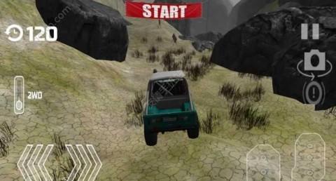 旋转轮胎四驱山地越野游戏中文汉化版截图(5)