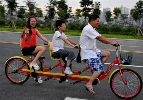 三人共享单车截图(1)