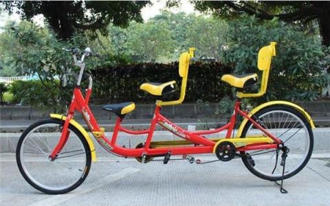三人共享单车截图(3)