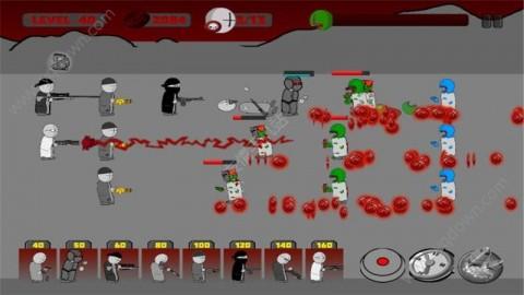 疯狂防御游戏汉化中文版截图(2)