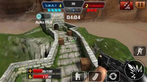 逆枪战游戏CS游戏截图(4)