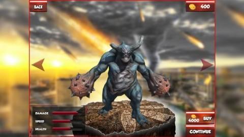 怪物释放游戏安卓版截图(2)