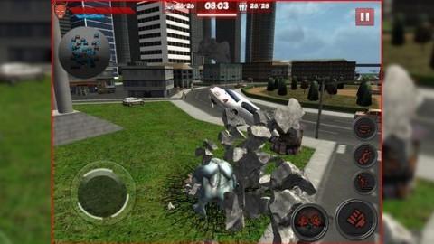怪物释放游戏安卓版截图(4)