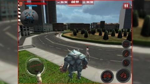 怪物释放游戏安卓版截图(1)