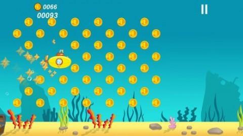 小潜艇大冒险游戏安卓版截图(3)
