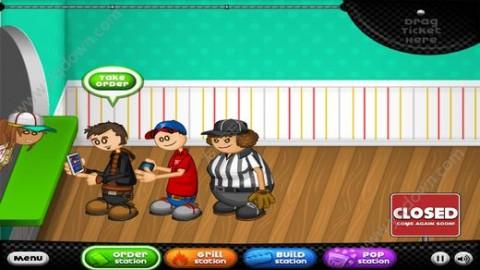 老爹热狗店游戏iOS版截图(2)