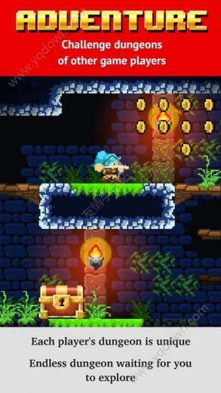 地下城创作者游戏iOS版截图(1)