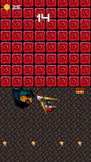 地牢狂暴游戏安卓版截图(2)