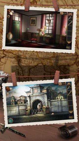 密室逃脱挑战8逃出遗弃的要塞游戏安卓版截图(1)