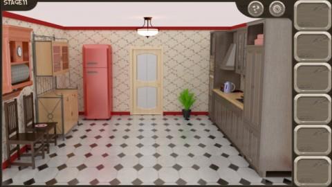 密室逃脱比赛系列14:逃出的公寓iOS版截图(1)