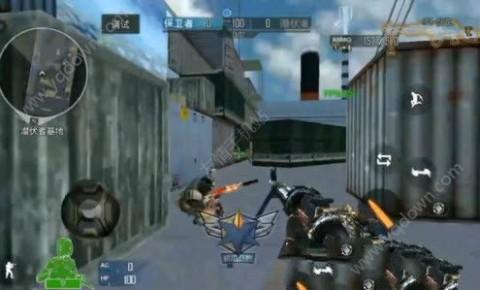 穿越火线最后战役游戏安卓版截图(4)