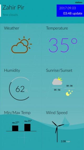 Your Weathers截图(1)