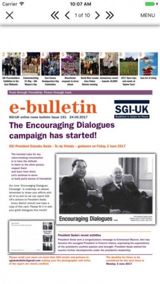 e-bulletin截图(2)