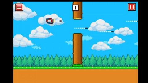 飞扬的小火箭截图(3)