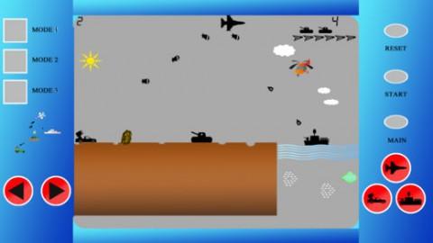 Land Air Sea Battle Retro截图(1)